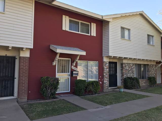 6533 N 44TH Avenue, Glendale, AZ 85301 (MLS #6004493) :: The Laughton Team