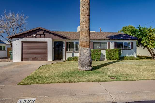 3222 W Joan De Arc Avenue, Phoenix, AZ 85029 (MLS #6004521) :: Revelation Real Estate