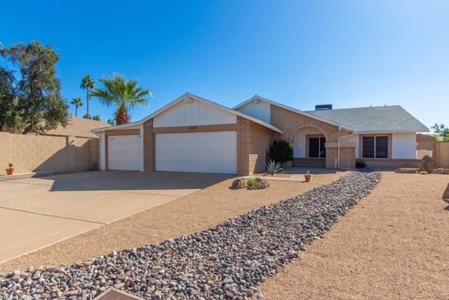 3303 W Juniper Avenue, Phoenix, AZ 85053 (MLS #6004545) :: Devor Real Estate Associates