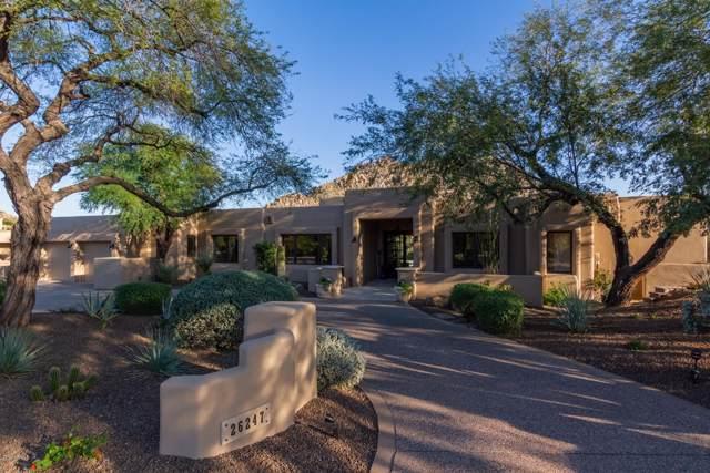 26247 N 104TH Way, Scottsdale, AZ 85255 (MLS #6004551) :: Santizo Realty Group