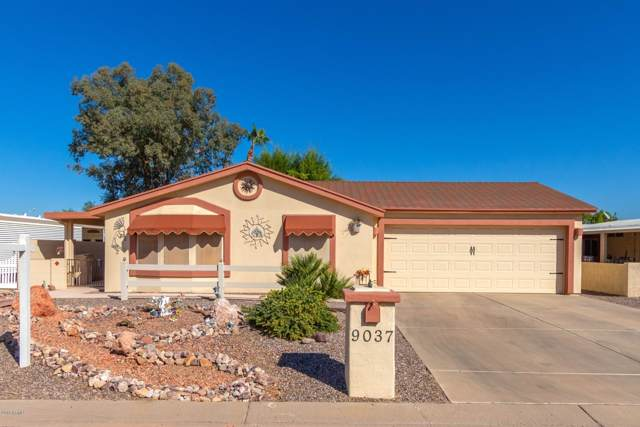 9037 E Sun Lakes Boulevard S, Sun Lakes, AZ 85248 (MLS #6004577) :: Yost Realty Group at RE/MAX Casa Grande