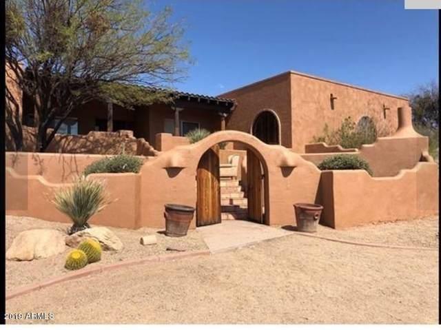 185 Loma Linda Drive, Wickenburg, AZ 85390 (MLS #6004588) :: CC & Co. Real Estate Team