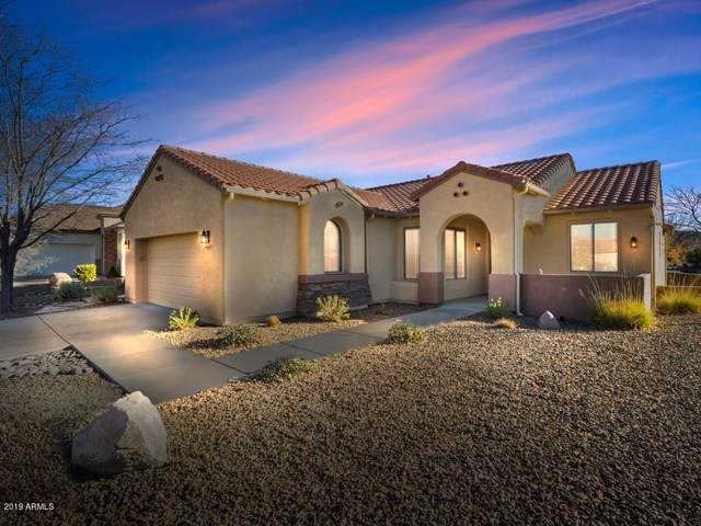 6987 E Lynx Wagon Road, Prescott Valley, AZ 86314 (MLS #6004621) :: Lifestyle Partners Team