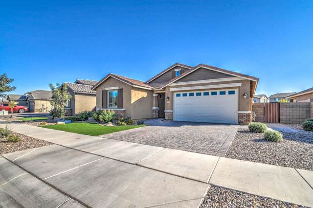 20439 E Carriage Way, Queen Creek, AZ 85142 (MLS #6004623) :: The Property Partners at eXp Realty