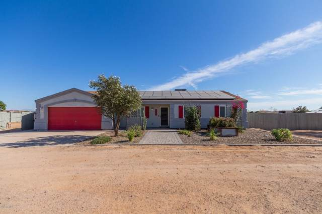 28005 N Holly Road, San Tan Valley, AZ 85143 (MLS #6004651) :: The Daniel Montez Real Estate Group