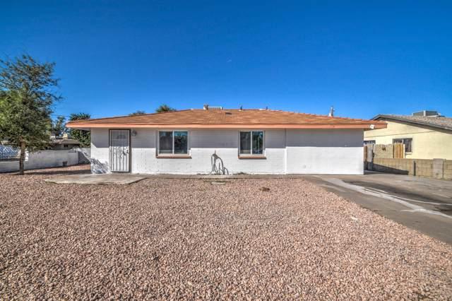4634 N 29TH Avenue, Phoenix, AZ 85017 (MLS #6004664) :: The Laughton Team