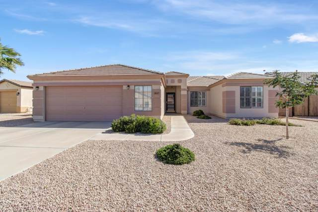 16127 N 164TH Lane, Surprise, AZ 85388 (MLS #6004665) :: The Everest Team at eXp Realty