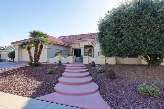 22606 N Robertson Drive, Sun City West, AZ 85375 (MLS #6004670) :: Long Realty West Valley