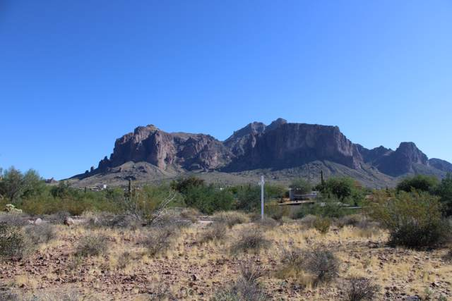 0 N Marlow Road, Apache Junction, AZ 85119 (MLS #6004671) :: Yost Realty Group at RE/MAX Casa Grande