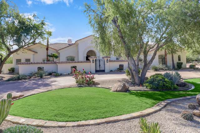 7003 E Avenida El Alba, Paradise Valley, AZ 85253 (MLS #6004673) :: Lux Home Group at  Keller Williams Realty Phoenix