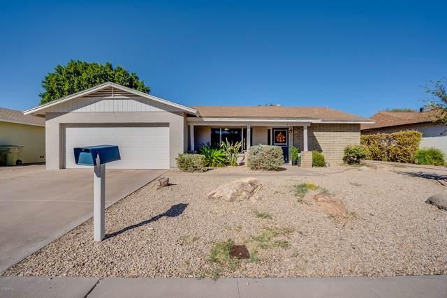 4724 W Beryl Avenue, Glendale, AZ 85302 (MLS #6004695) :: Long Realty West Valley