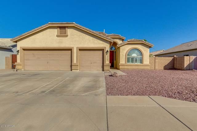 11460 E Dartmouth Street, Mesa, AZ 85207 (MLS #6004717) :: Occasio Realty