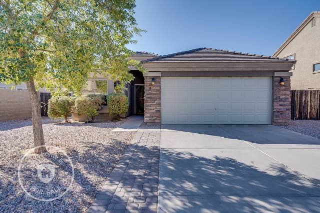 743 E Wolf Hollow Drive, Casa Grande, AZ 85122 (MLS #6004743) :: The Kenny Klaus Team