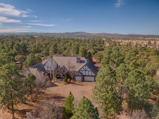 922 Mountain Trail, Show Low, AZ 85901 (MLS #6004747) :: Keller Williams Realty Phoenix
