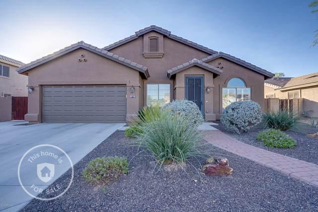 4860 S Emery Circle, Mesa, AZ 85212 (MLS #6004780) :: Occasio Realty