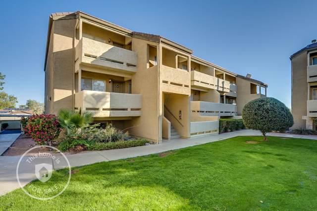 1331 W Baseline Road #164, Mesa, AZ 85202 (MLS #6004786) :: The Bill and Cindy Flowers Team
