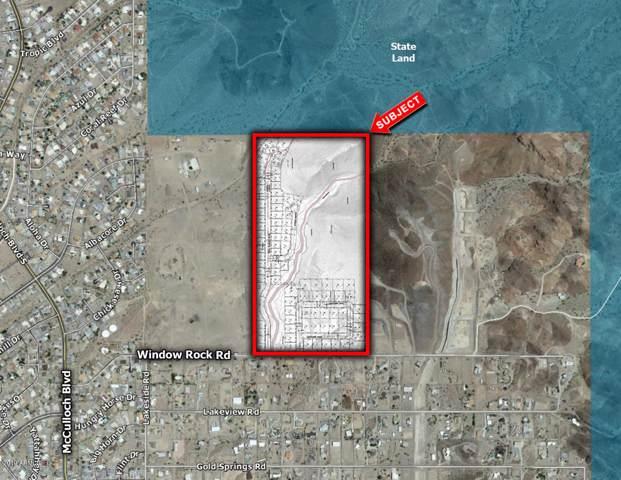 XXXX N Window Rock Road, Lake Havasu City, AZ 86406 (MLS #6004803) :: neXGen Real Estate