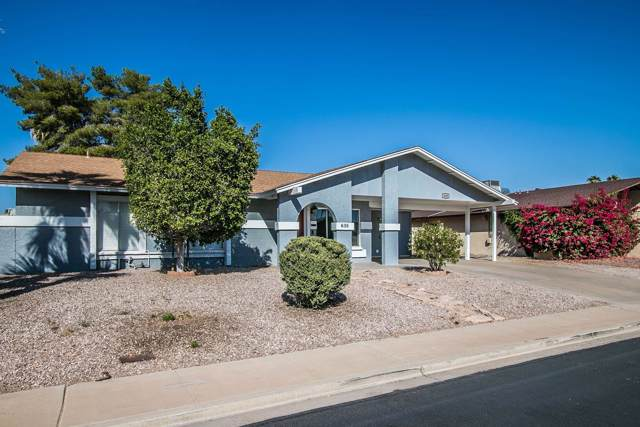 638 W Portobello Avenue, Mesa, AZ 85210 (MLS #6004804) :: Brett Tanner Home Selling Team