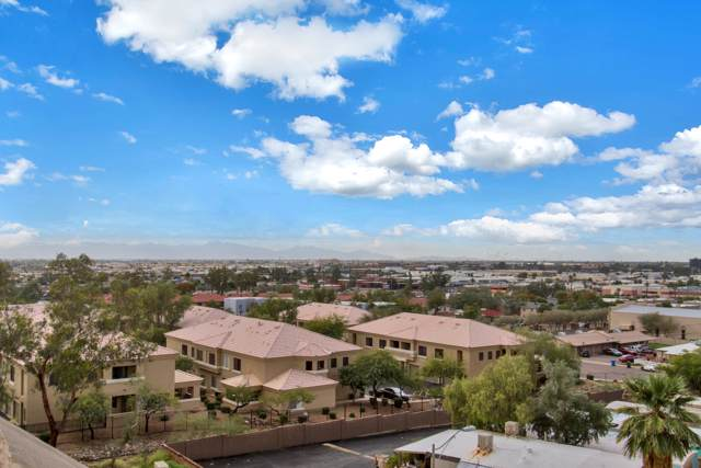 1601 W Sunnyside Drive #168, Phoenix, AZ 85029 (MLS #6004808) :: Keller Williams Realty Phoenix