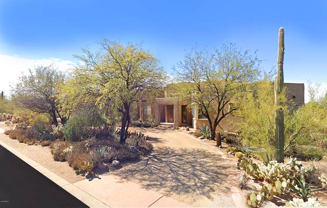 9387 E Adobe Drive, Scottsdale, AZ 85255 (MLS #6004829) :: The Kenny Klaus Team