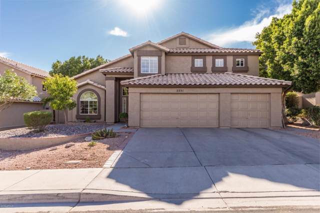 2231 E Granite View Drive, Phoenix, AZ 85048 (MLS #6004831) :: Openshaw Real Estate Group in partnership with The Jesse Herfel Real Estate Group