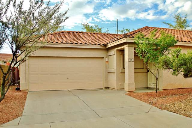 18611 N 22ND Street #71, Phoenix, AZ 85024 (MLS #6004833) :: The Garcia Group