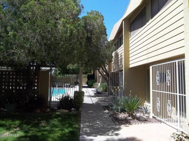 808 N 82nd Street F8, Scottsdale, AZ 85257 (MLS #6004851) :: The Bill and Cindy Flowers Team