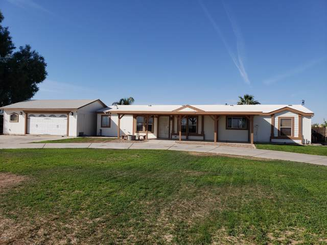 3198 S Chuichu Road, Casa Grande, AZ 85193 (MLS #6004863) :: The Kenny Klaus Team