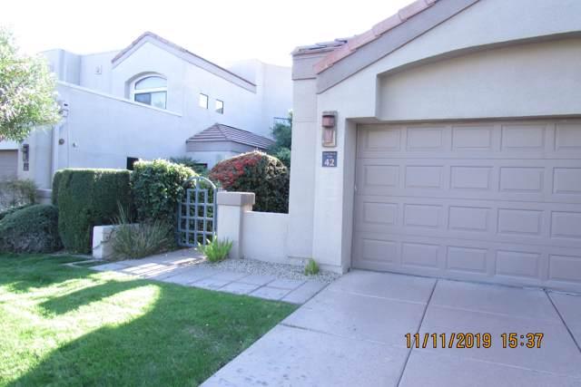 7740 E Gainey Ranch Road #42, Scottsdale, AZ 85258 (MLS #6004865) :: The Kenny Klaus Team