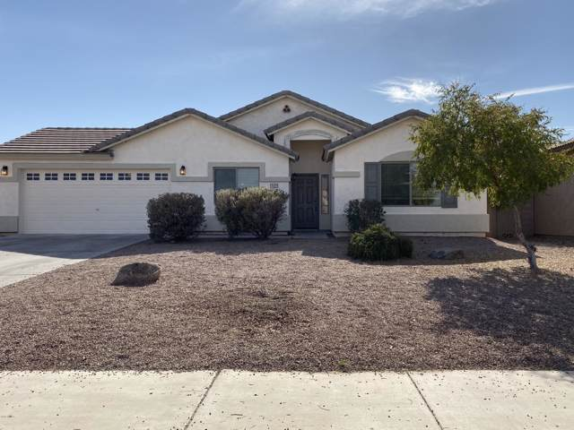 2127 W Vineyard Road, Phoenix, AZ 85041 (MLS #6004868) :: The W Group