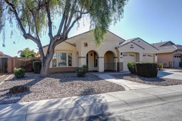 3571 E Fairview Street, Gilbert, AZ 85295 (MLS #6004878) :: Revelation Real Estate