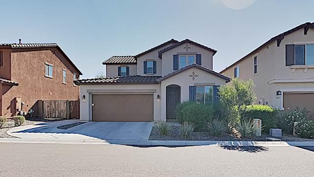 7949 E Boise Street, Mesa, AZ 85207 (MLS #6004890) :: The Laughton Team