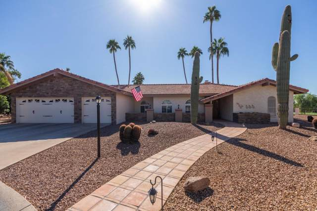 6349 E Camelot Drive, Mesa, AZ 85215 (MLS #6004895) :: Openshaw Real Estate Group in partnership with The Jesse Herfel Real Estate Group