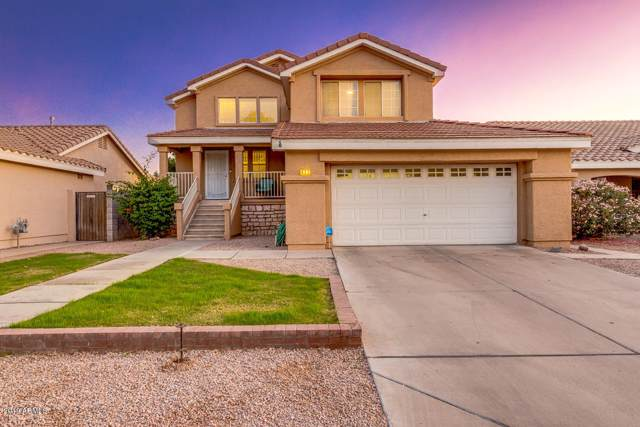 827 W Leah Lane, Gilbert, AZ 85233 (MLS #6004911) :: Openshaw Real Estate Group in partnership with The Jesse Herfel Real Estate Group