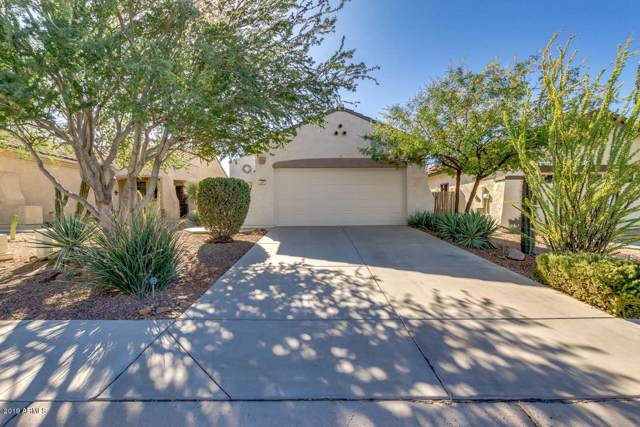 10961 E Castle Dome Trail, Gold Canyon, AZ 85118 (MLS #6004924) :: Riddle Realty Group - Keller Williams Arizona Realty