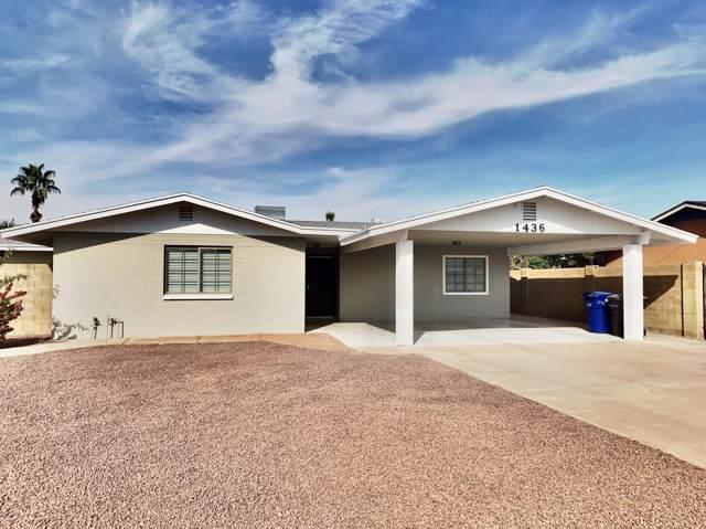 1436 E Edgewood Avenue, Mesa, AZ 85204 (MLS #6004971) :: The Bill and Cindy Flowers Team