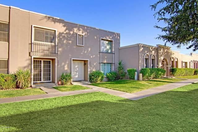5833 E Thomas Road, Scottsdale, AZ 85251 (MLS #6004987) :: The Bill and Cindy Flowers Team