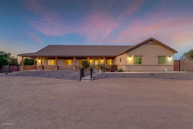 26522 S Tangelo Avenue, Queen Creek, AZ 85142 (MLS #6004990) :: The Helping Hands Team