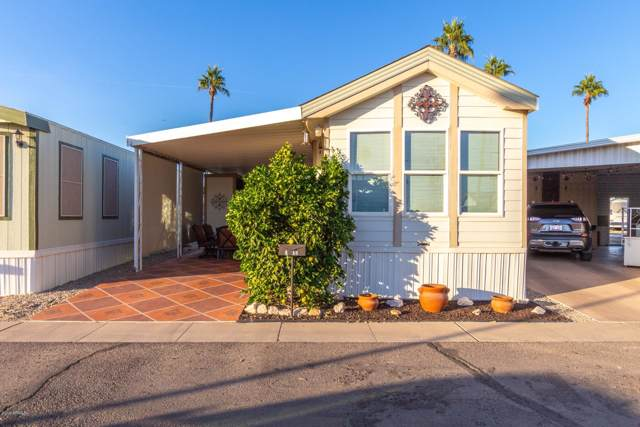 3020 E Main Street R50, Mesa, AZ 85213 (MLS #6004996) :: The Bill and Cindy Flowers Team