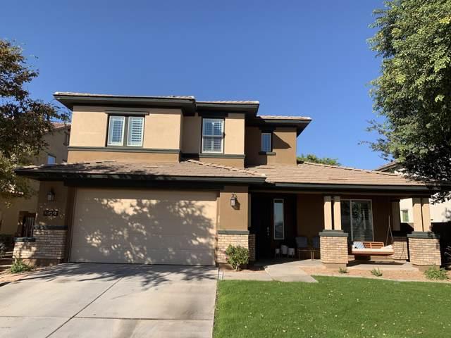 3946 E Rawhide Street, Gilbert, AZ 85296 (MLS #6005004) :: Occasio Realty