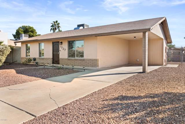 1727 W Bluefield Avenue, Phoenix, AZ 85023 (MLS #6005007) :: Keller Williams Realty Phoenix