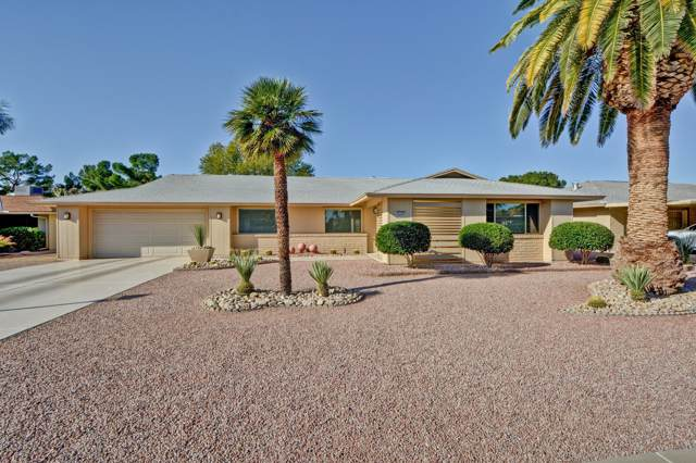 21210 N 125TH Avenue, Sun City West, AZ 85375 (MLS #6005019) :: Long Realty West Valley
