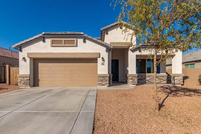 13618 W Desert Moon Way, Peoria, AZ 85383 (MLS #6005030) :: The W Group