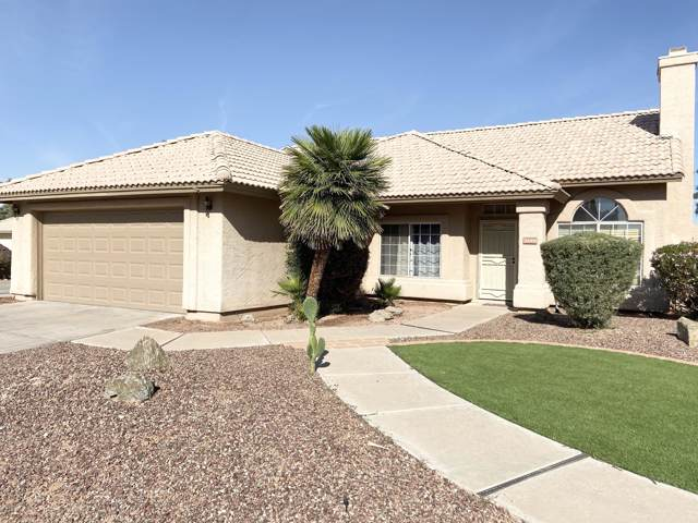 1440 W Gary Drive, Chandler, AZ 85224 (MLS #6005036) :: Long Realty West Valley