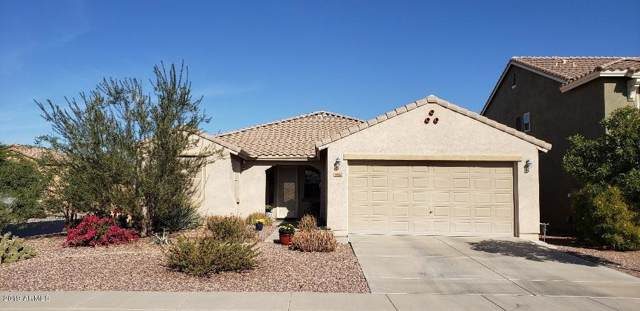 774 W Desert Mountain Drive, San Tan Valley, AZ 85143 (MLS #6005039) :: Riddle Realty Group - Keller Williams Arizona Realty