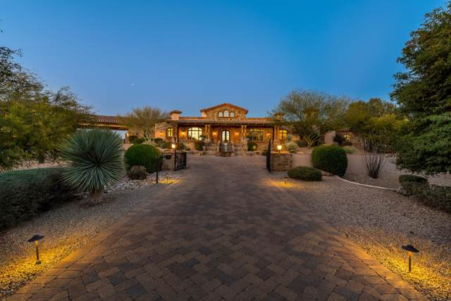 10232 E Cinder Cone Trail, Scottsdale, AZ 85262 (MLS #6005042) :: The Property Partners at eXp Realty