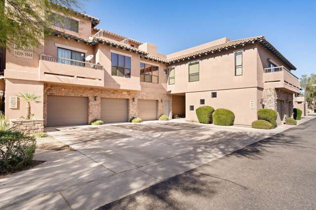 20660 N 40th Street Street #2046, Phoenix, AZ 85050 (MLS #6005043) :: Keller Williams Realty Phoenix