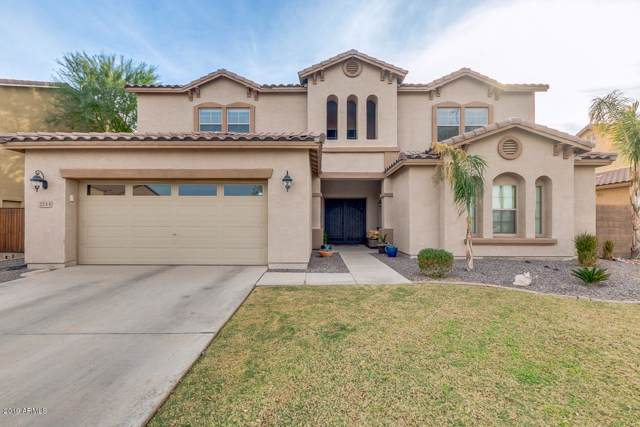 2753 E Crescent Way, Gilbert, AZ 85298 (MLS #6005074) :: Long Realty West Valley