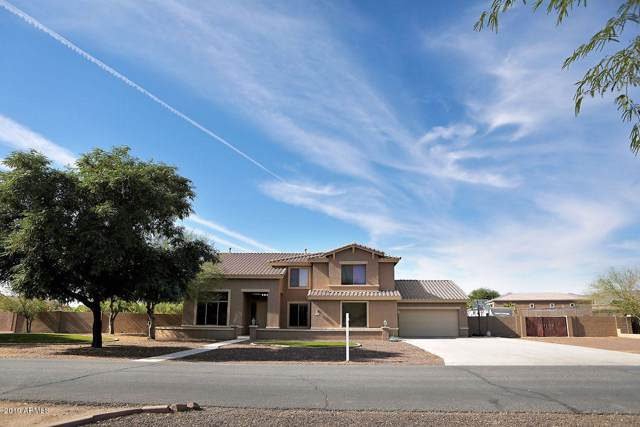 3712 N 188TH Avenue, Litchfield Park, AZ 85340 (MLS #6005078) :: Long Realty West Valley