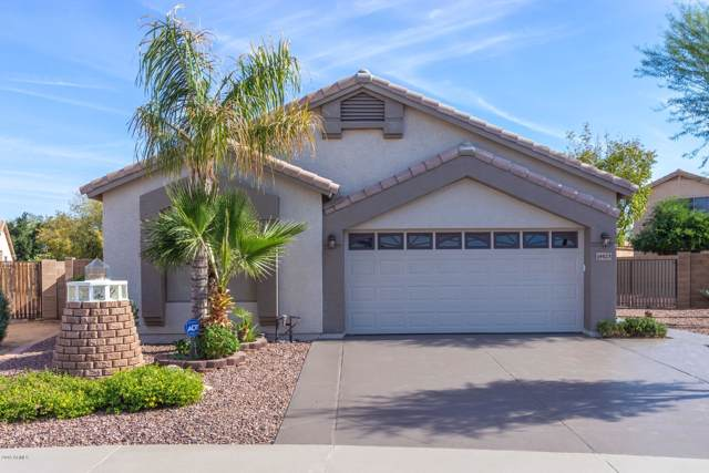 14523 N 87TH Drive, Peoria, AZ 85381 (MLS #6005098) :: CC & Co. Real Estate Team